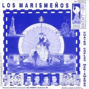 Marismeños, Los - Hispavox40 2216 7