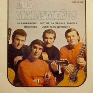 Marismeños, Los - HispavoxHH 16-768