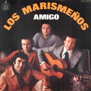 Marismeños, Los - Hispavox45-1901