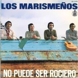 Marismeños, Los - Hispavox45-2191