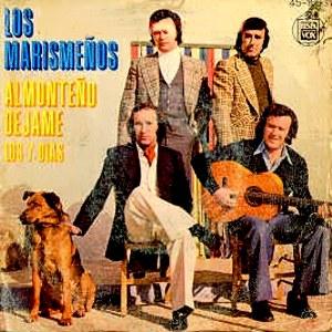 Marismeños, Los - Hispavox45-16??