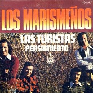 Marismeños, Los - Hispavox45-1077
