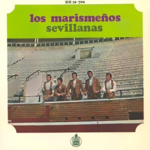 Marismeños, Los - HispavoxHH 16-700