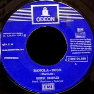 George Harrison - Odeon (EMI)J 006-04.888
