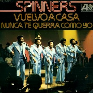 Spinners, The - Hispavox 45-1094