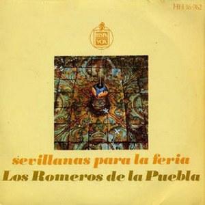 Romeros De La Puebla, Los - HispavoxHH 16-762