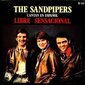 Sandpipers, The - HispavoxH 568