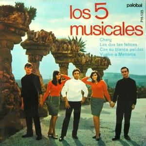 Cinco Musicales, Los - PalobalPH-135
