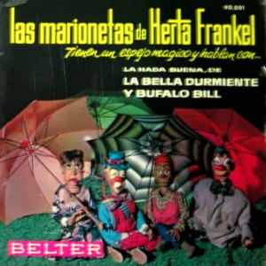 Marionetas De Herta Frankel, Las - Belter90.001