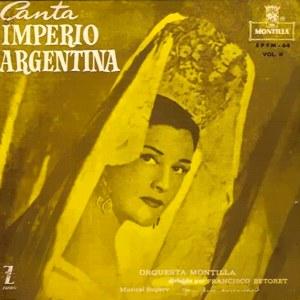 Argentina, Imperio - Montilla (Zafiro)EPFM- 64