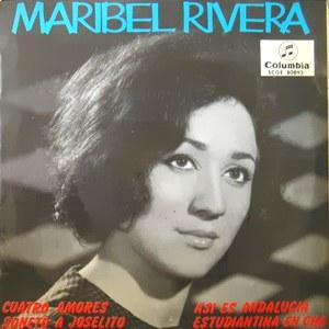 Rivera, Maribel - ColumbiaSCGE 80493