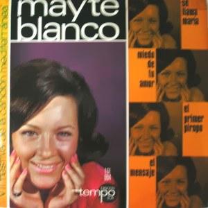 Blanco, Mayte