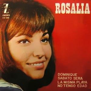 Rosalía - ZafiroZ-E 543
