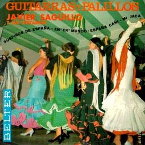 Sagüillo Y Sus Guitarras, Javier - Belter51.932