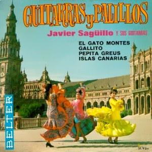 Sagüillo Y Sus Guitarras, Javier - Belter51.934
