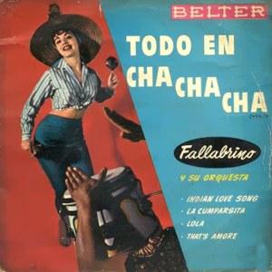 Fallabrino Y Su Orquesta, Gianni - Belter50.334
