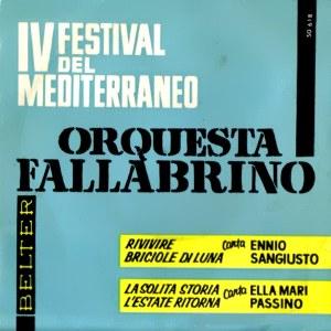 Fallabrino Y Su Orquesta, Gianni - Belter50.618