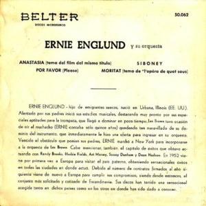 Ernie Englund - Belter50.062