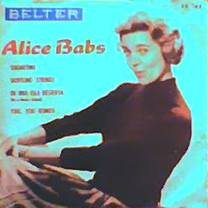 Babs, Alice - Belter 50.163