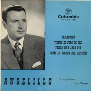 Angelillo - ColumbiaECGE 71120