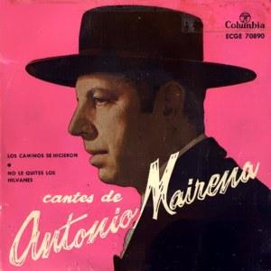 Mairena, Antonio - ColumbiaECGE 70890