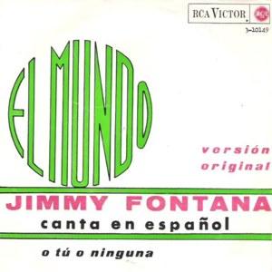 Fontana, Jimmy - RCA3-10149