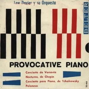 Davies Y Su Orquesta, Lew - Belter50.465