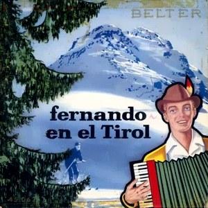 Mula y Su Acordeón, Fernando - Belter45.063