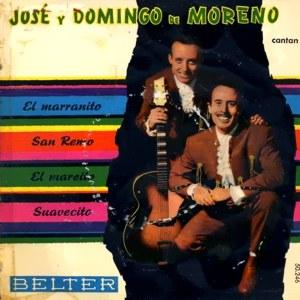 Moreno, José Y Domingo De - Belter50.246