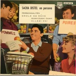 Distel, Sacha - Philips432 389 BE