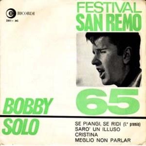 Solo, Bobby - Vergara281-XC
