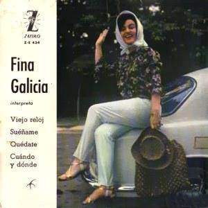 Galicia, Fina - ZafiroZ-E 434