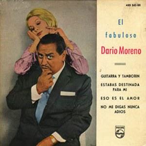 Moreno, Darío - Philips432 341 BE