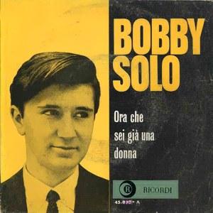 Solo, Bobby - Vergara45.030-A