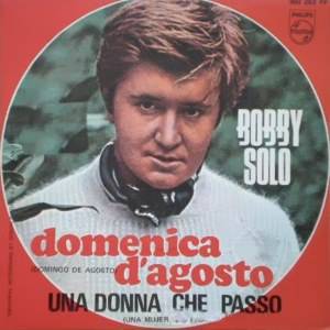 Solo, Bobby - Philips360 263 PF