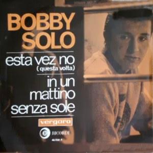 Solo, Bobby - Vergara45.124-A