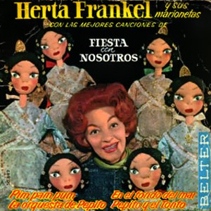 Marionetas De Herta Frankel, Las - Belter50.642