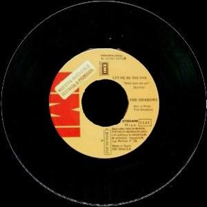 Shadows, The - Odeon (EMI)J 006-05.852