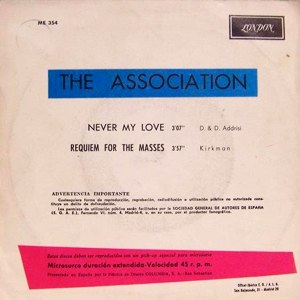 Association, The - ColumbiaME 354