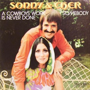 Sonny And Cher - Movieplay SN-20662