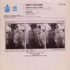 Judy Collins - Hispavox45-1614