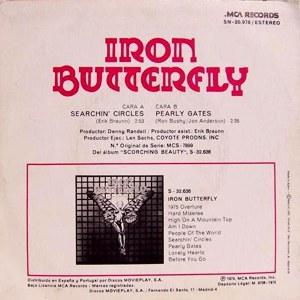 Iron Butterfly - MovieplaySN-20978