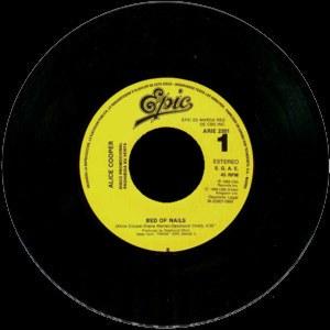 Alice Cooper - Epic (CBS)ARIE-2301
