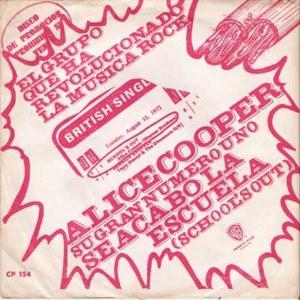 Cooper, Alice - HispavoxCP-154
