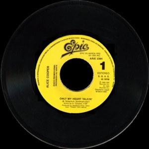 Alice Cooper - Epic (CBS)ARIE-2394