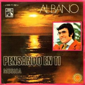 Al Bano - La Voz De Su Amo (EMI)J 006-17.162