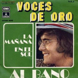 Al Bano - La Voz De Su Amo (EMI)J 006-17.787