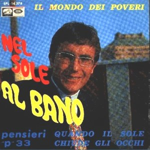Al Bano - La Voz De Su Amo (EMI)EPL 14.378