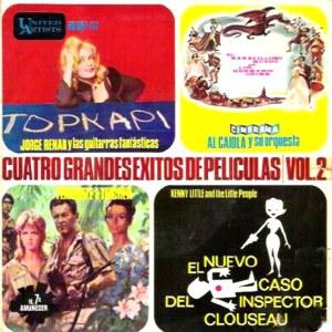 Música De Películas - HispavoxHU 067-117