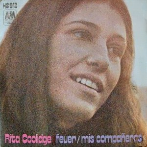 Coolidge, Rita - HispavoxHS 912